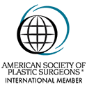 American Society of Plastic Surgeons Internation Member